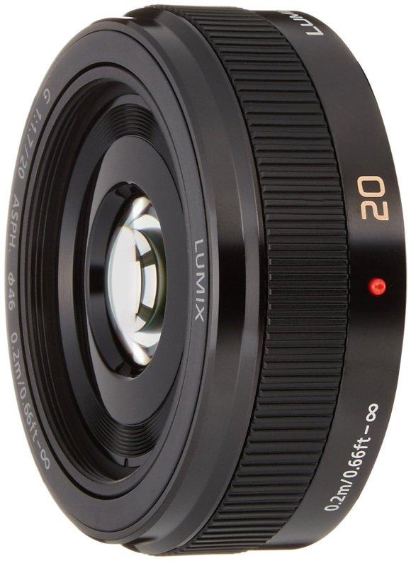 LUMIX G 20mm