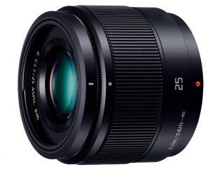 LUMIX G 25mmF1.7 ASPH.