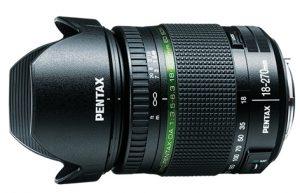 smc PENTAX-DA 18-270mmF3.5-6.3ED SDM