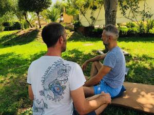 Rebirhinng en Tenerife