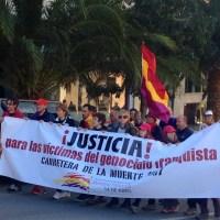 Hace 80 años. Manifiesto por la Memoria de las víctimas de la carretera Málaga-Almería