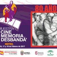 IV MUESTRA DE CINE DE LA MEMORIA LA DESBANDÁ. 2017
