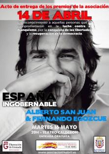 españa ingobernable_Premios