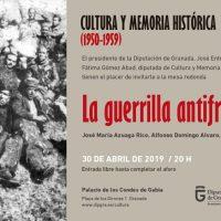 La guerrilla antifranquista en la década de los 50