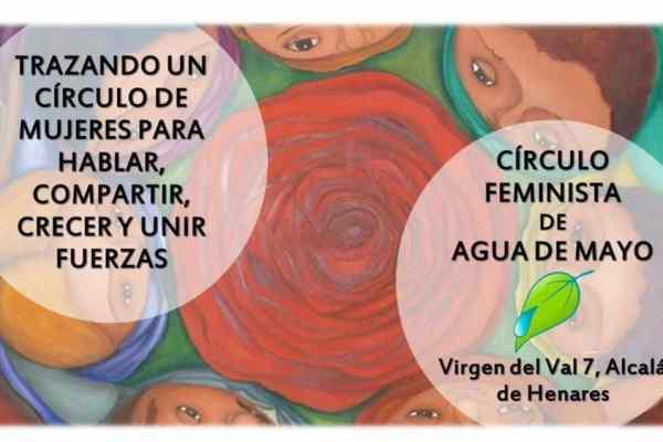 Círculo feminista de Agua de Mayo
