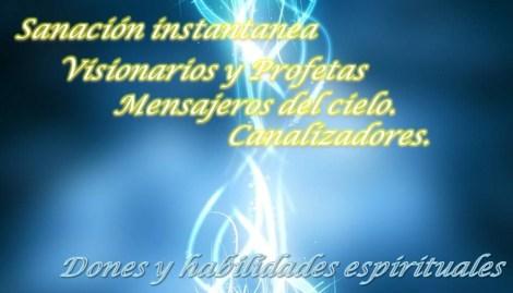Dones y habilidades espirituales