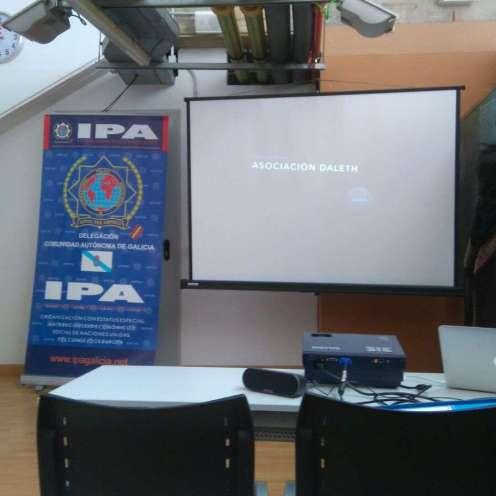 Jornadas Asociación IInternacional de POlicias