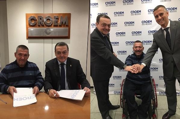 Firma Convenio Asociación DIA-CROEM conjunta
