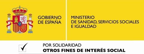 Ministerio Sanidad, Servicios Sociales