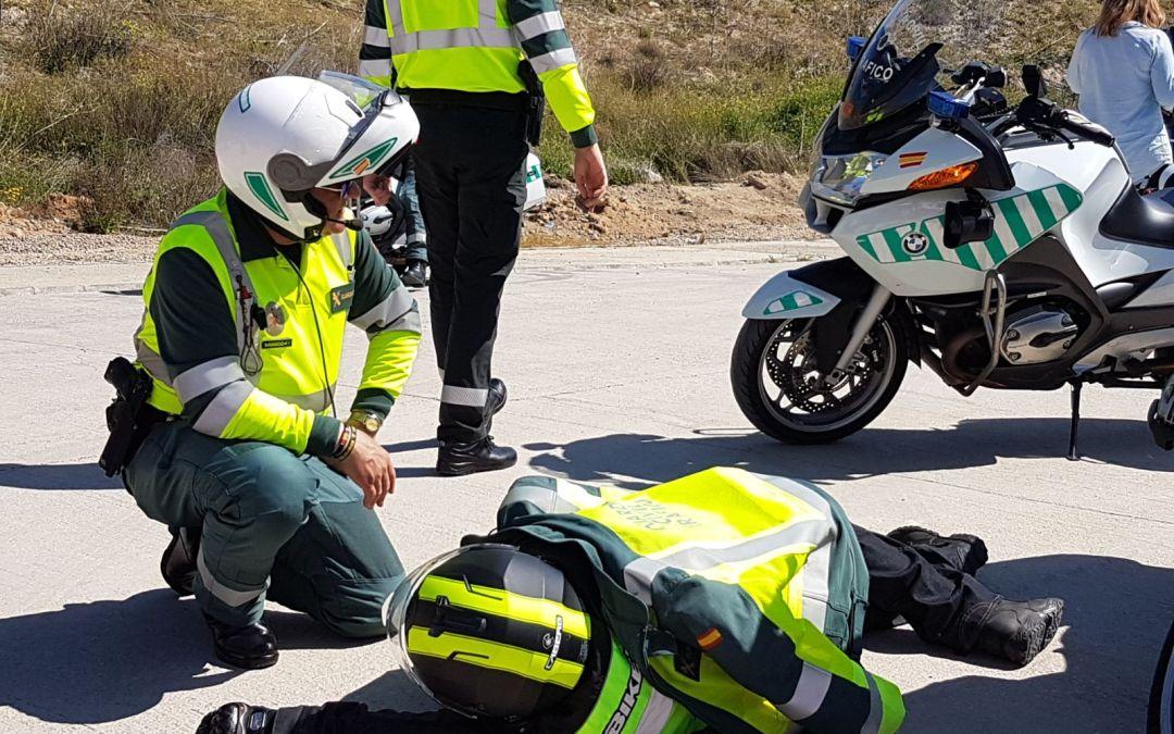 Las 19 reivindicaciones de la Asociación Unificada de Guardias Civiles para mejorar la seguridad vial