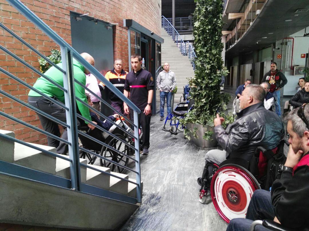 Personas con discapacidad - Curso mayo 18 (8