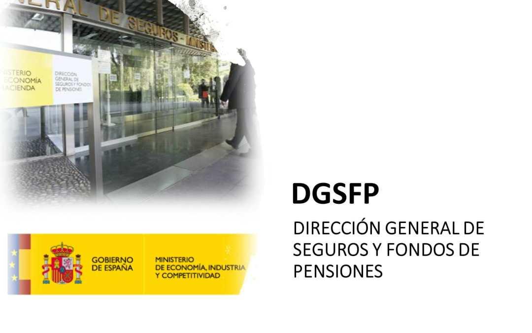 Los inspectores de seguros tachan de superfluos los últimos cambios en la DGSFP