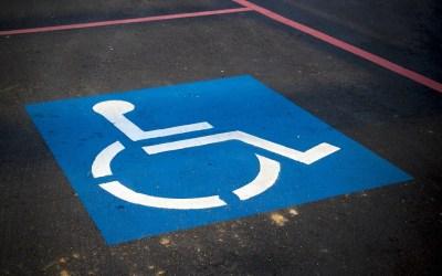 tarjetas de estacionamiento personas con discapacidad