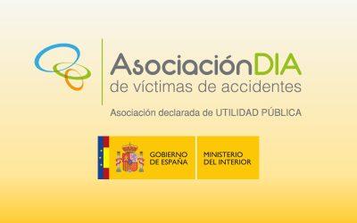 Asociación DIA declarada asociación de utilidad pública