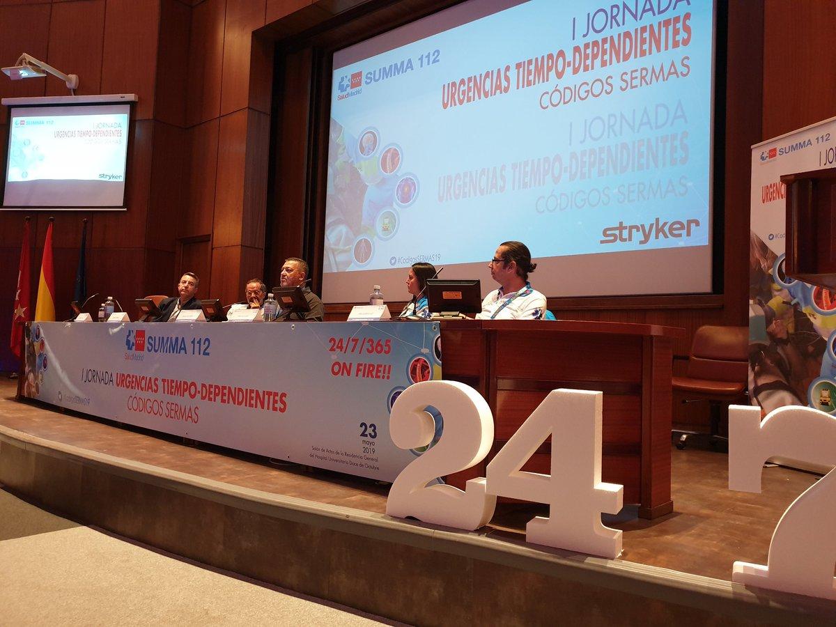 Concienciar desde las emociones: Francisco Canes en la I Jornada de urgencias tiempo-dependientes
