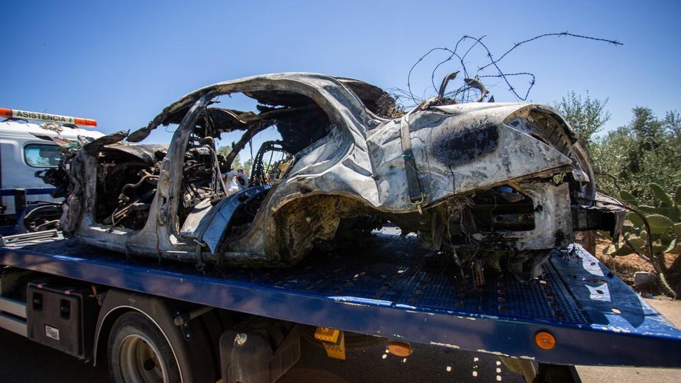 NP-Sobre el accidente de Reyes: la responsabilidad recae exclusivamente sobre él y podría haber sido aún peor