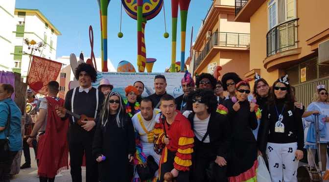 Cabalgata carnaval 2019