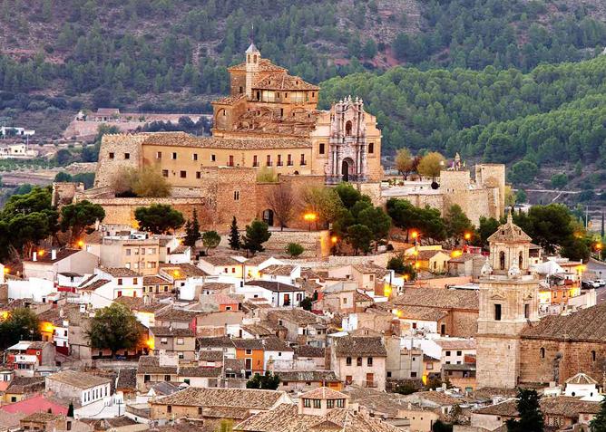 Výsledek obrázku pro caravaca de la cruz
