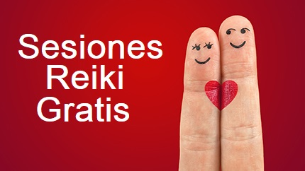 Sesiones Reiki gratis Septiembre