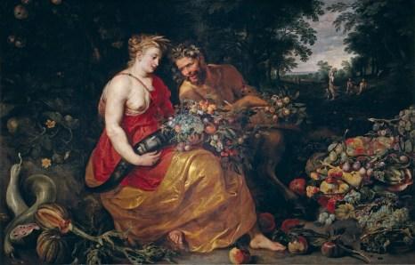 Cuadro de Rubens (Museo del Prado de Madrid)