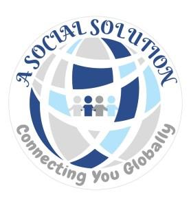 A Social Solution Logo
