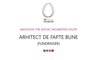 Arhitect de fapte bune / Fundraiser