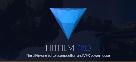 HitFilm Pro 16.0.10807.58344 Crack + Serial Key Free Download