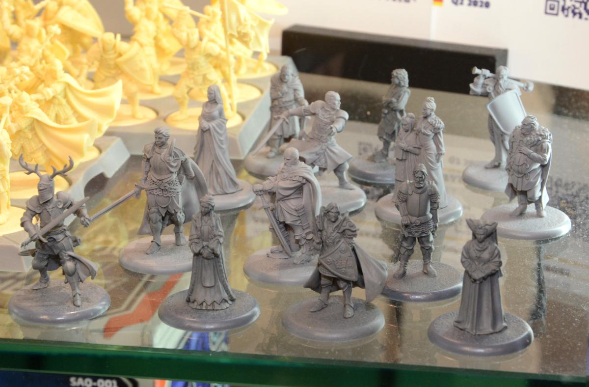 Figurines Baratheon Heroes