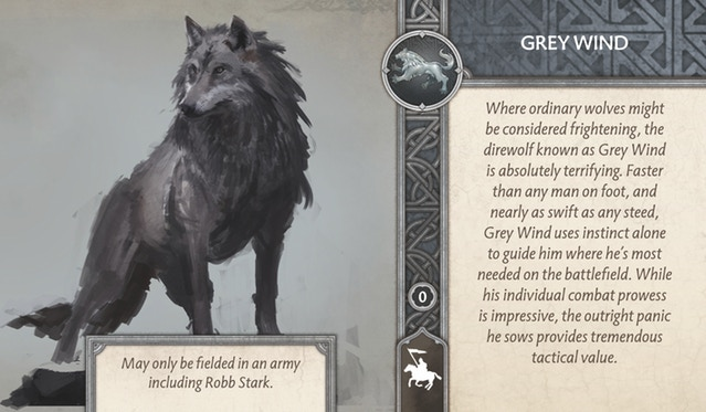 Grey Wind - Front