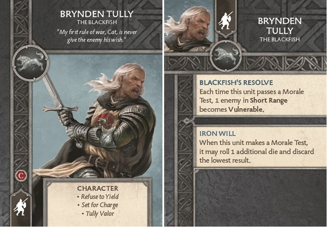 Brynden Tully - The Blackfish