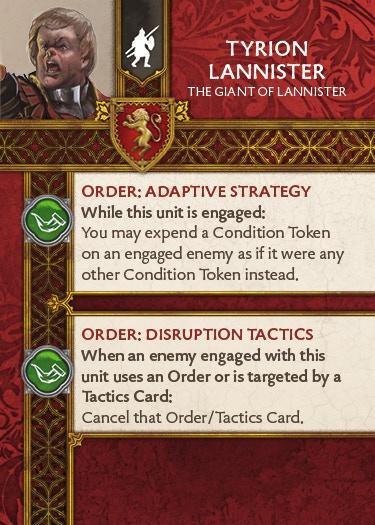 Tyrion Lannister - The Giant of Lannister