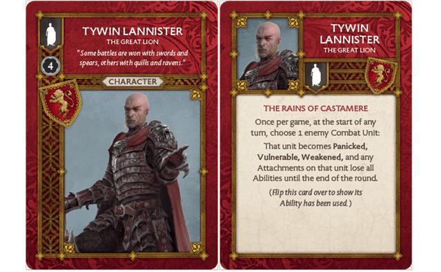 Tywin - Great Lion