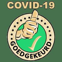 Covid-19, goedgekeurd