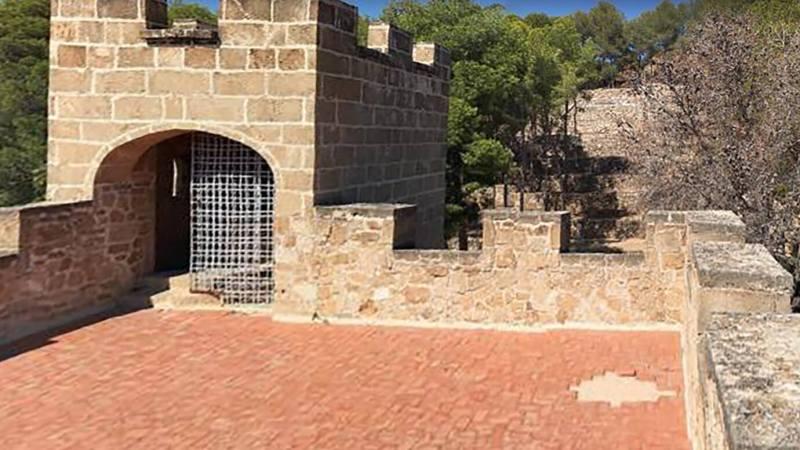 Kasteel, Castillo, Denia, Costa Blanca