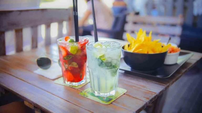 driks, food, drankenkaart, B&B, Casa Asombrosa, Jávea, Costa Blanca
