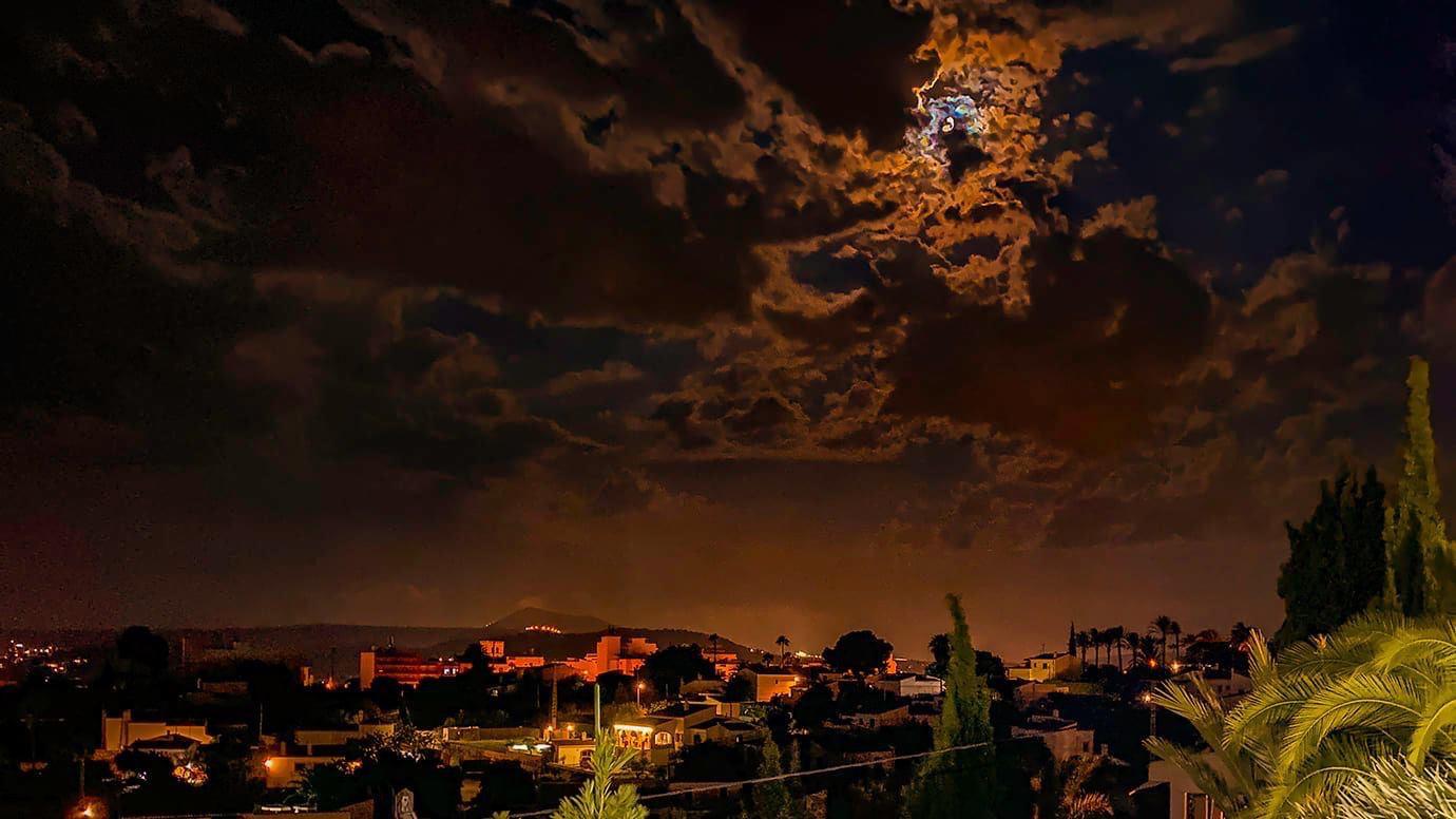 Nachtfoto automatisch maken