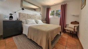 Slaapkamer 2, B&B, Casa Asombrosa, Javea