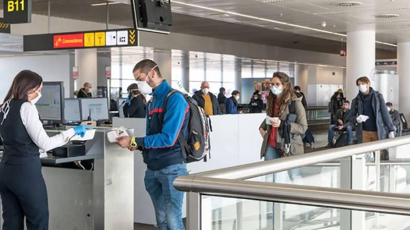 2. Luchthaven Alicante-Elche, test covid 19