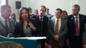 Doctora LEIDY STELLA SANCHEZ MORENO- Concejal del Municipio del  Líbano (Tolima)