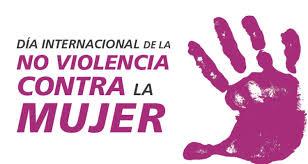 Conmemoración Día Internacional de la Eliminación de la violencia contra las Mujeres