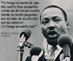 Un día como 15 de enero de  1929, nació Martin Luther King