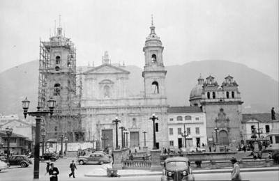 Historia de Bogotá
