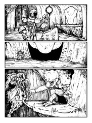 Comics Portfolio