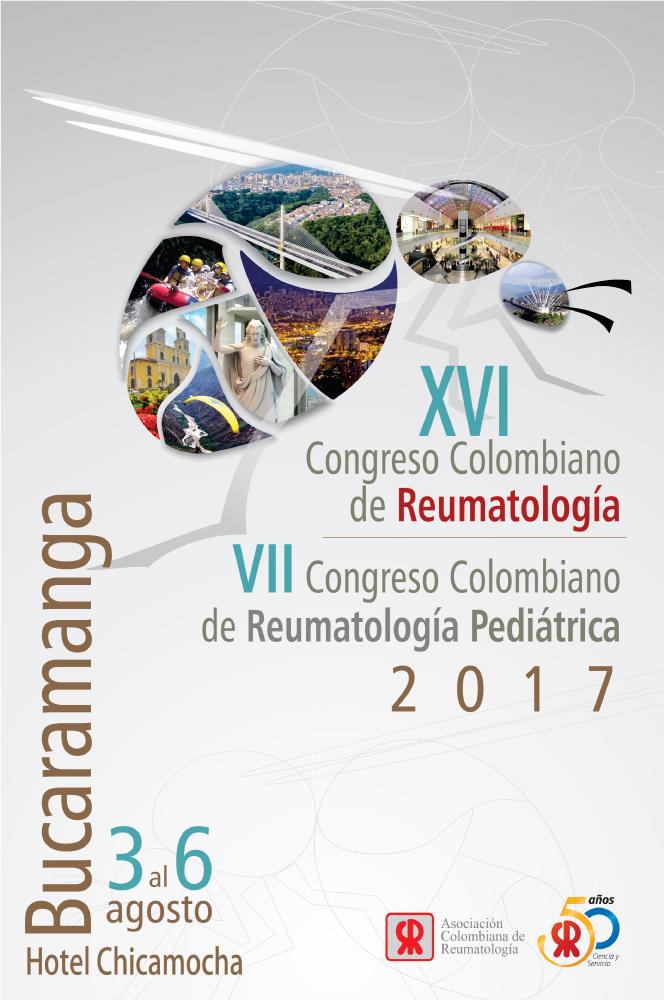 XVI Congreso Colombiano de Reumatologìa