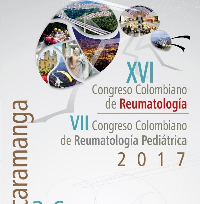 XVI Congreso Colombiano de Reumatología – Bucaramanga