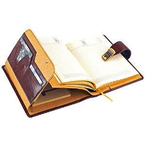 Ежедневники и папки