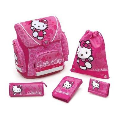 Школьные рюкзаки и пеналы