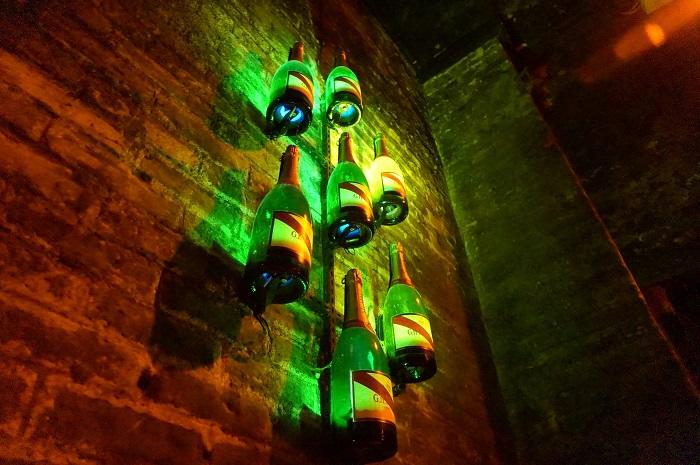 1827年からの座右の銘は「最高のシャンパンだけを!」|<G.H. Mumm>のシャンパンカーヴツアー(DARE THE MUMM EXPERIENCE)に参加