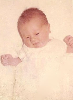 nathan baby picture