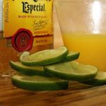 Tequila, Limes and Orange Juice